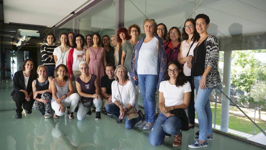 Participantes de la Jornada de Formación: Conservación y Gestión de recursos microbianos