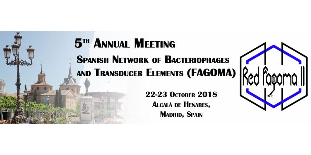 MicroBioSpain en la 5ª Reunión FAGOMA