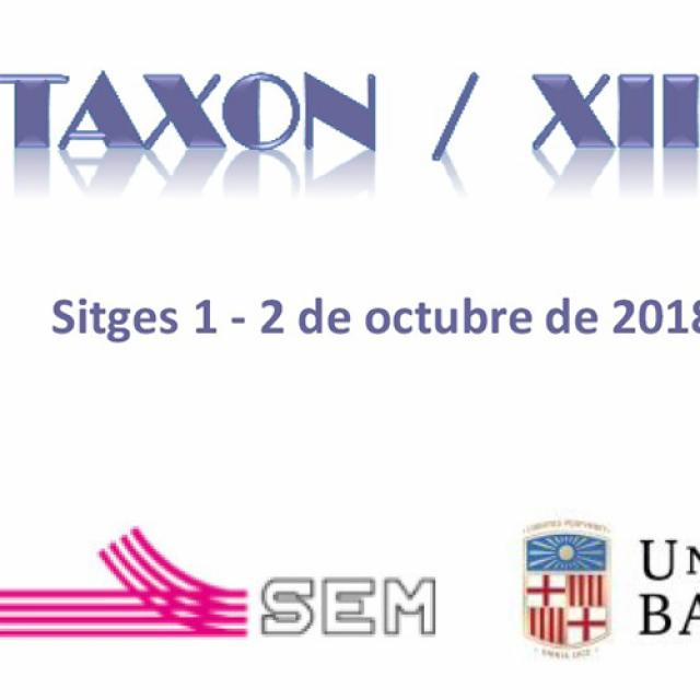 XVII TAXON – XII MMA (Sitges)
